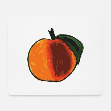 Pesca peach - Mouse Pad