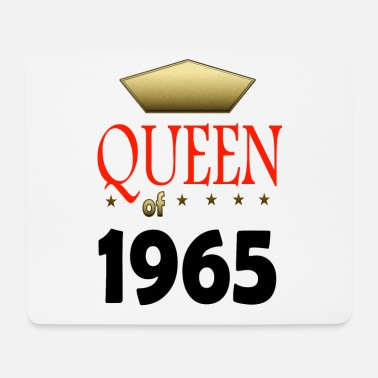 Dent Queen of 1965 - Tapis de souris