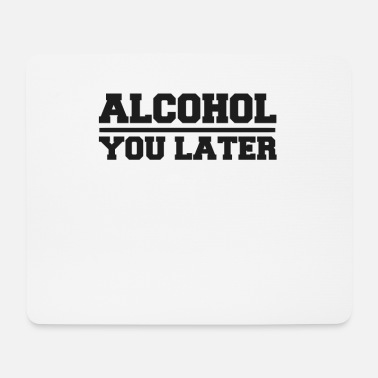 Bar-pub Drink alcohol bar pub smartphone number sms - Mouse Pad