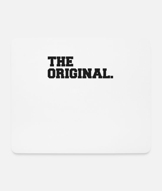 Brand Mouse Pads - original - Mouse Pad white