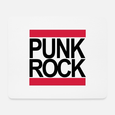 Punk Rock punk rock - Mouse Pad