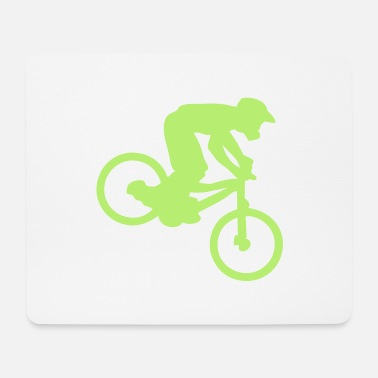 Downhill DOWNHILL MOUNTAIN BIKER - Mousepad