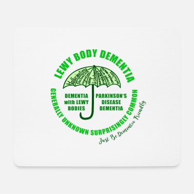 Mixed Dementia Lewy Body Dementia - Mouse Pad