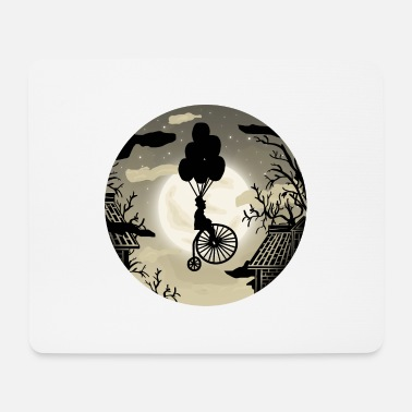 Steampunk dreamer - Mouse Pad