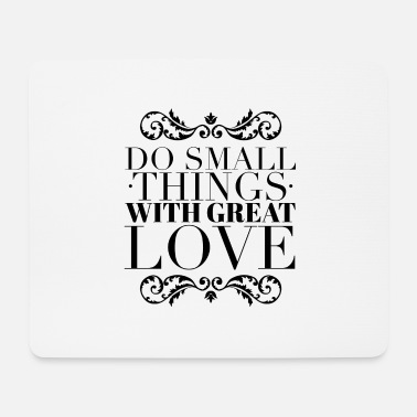 Great Love Great Love - Mouse Pad