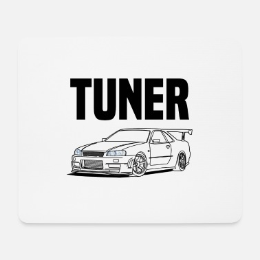 Tuner Tuner Car - Mouse Pad