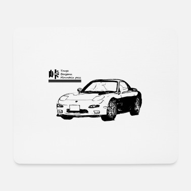 Touge FD Savanna - Mouse Pad