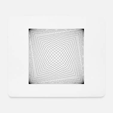 Pattern line design - Mouse Pad