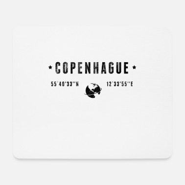 Welt Copenhague - Mousepad