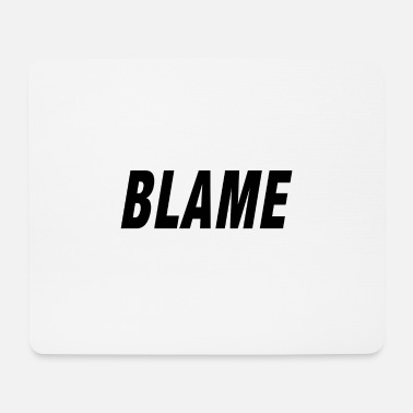 Urban Blame Urban Fashion - Tapis de souris