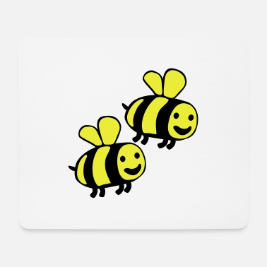 Bee Bee Bees - Mouse Pad