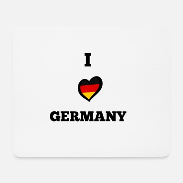 World Championship Germany Fan World Championship - Mouse Pad