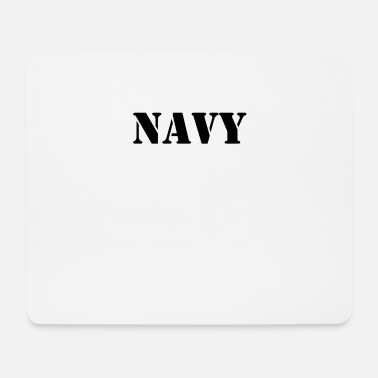 Navy NAVY - Mouse Pad