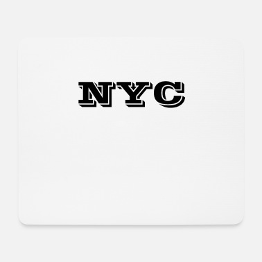 Nyc NYC - Mouse Pad
