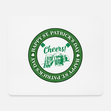 Day Of Saint Saint Patrick's Day - Mouse Pad