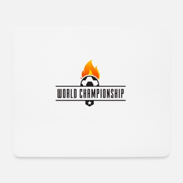World Championship World Championship, football - Mouse Pad