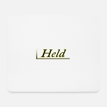 Held Held - Mousepad