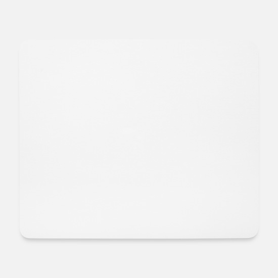 Gift Idea Mouse Pads - Minimalist hexagon - Mouse Pad white