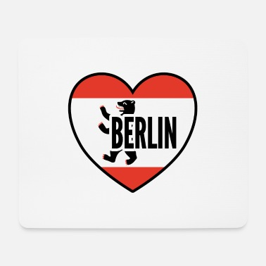 Berlin city gift - Mouse Pad