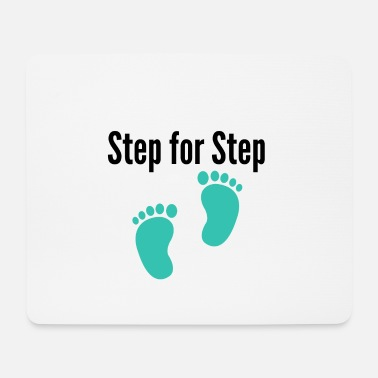 Step Step by step - Mouse Pad