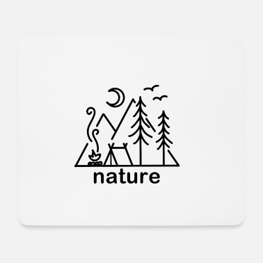 Nature nature nature - Mouse Pad