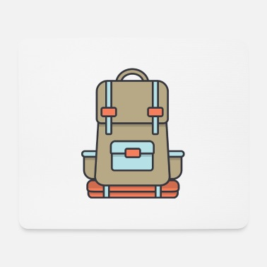 Backpack Backpack - Mouse Pad