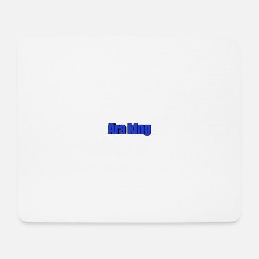 Mark Something Araking - Mouse Pad