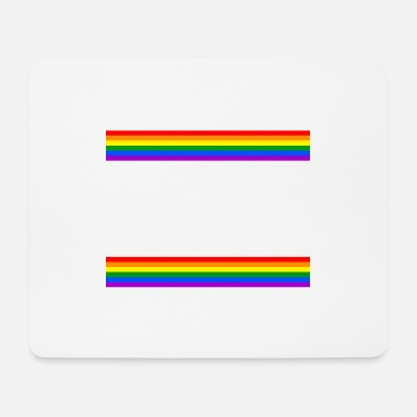 Lgbt Life and Lesbians Let Gay Pride Month LGBT - Mouse Pad