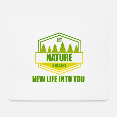 Nature Conservation Nature - conservation - Mouse Pad