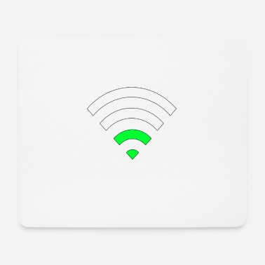 Wireless Wireless Internet access - Mouse Pad