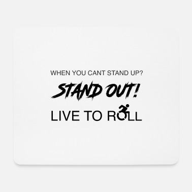 Stand Stand out! - Mouse Pad