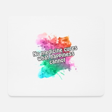 Happiness hapiness - Tapis de souris