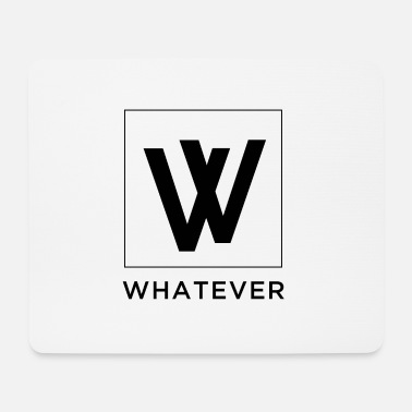 Officialbrands Whatever Official - Mouse Pad