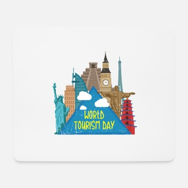 Tourism World Tourism Day - Mouse Pad
