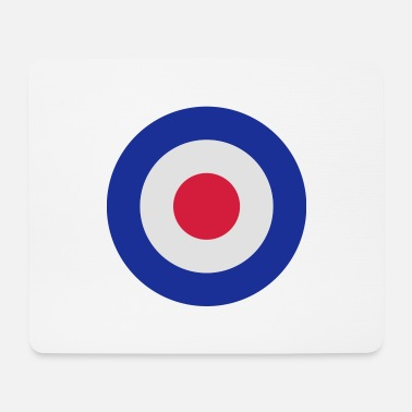 Royal Air Force raf_roundel - Alfombrilla de ratón