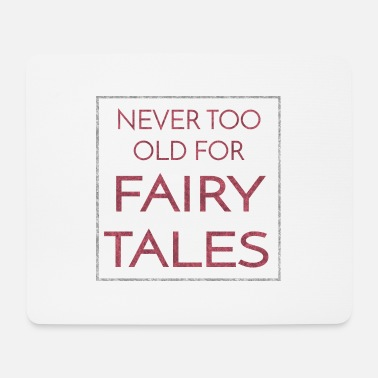 Fairy Tale Figure Fairy tale prince princess fairy fairy dust - Mouse Pad