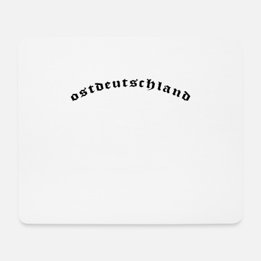 East Germany East Germany Germany East - Mouse Pad