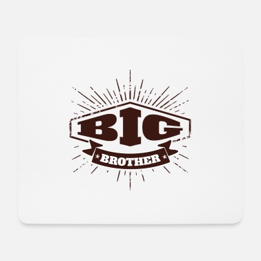Big Big Brother Big Sister Big Brother Badge - Musmatta