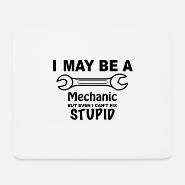 Mechanik Mechaniker - Mousepad