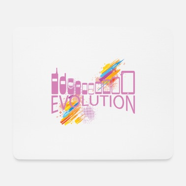 Evolution of gadgets - Mouse Pad
