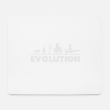 Evolution of movement - Mouse Pad