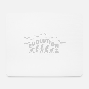 Evolution grave - Mouse Pad