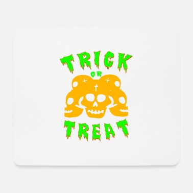 Trick Or Treat Trick or treating! Trick or treat! - Mouse Pad