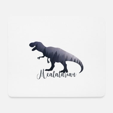 Meateaters Predator T-Rex Dinosaur Meateater - Mouse Pad