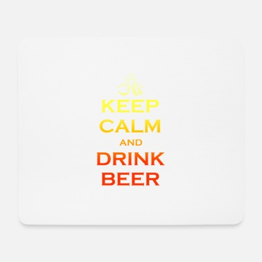 Keep Calm Since Keep Calm and Drink Beer Awesome Oktoberfest - Mousepad