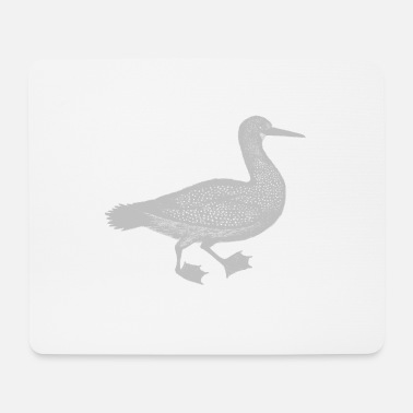 vogel - Mousepad (Querformat)