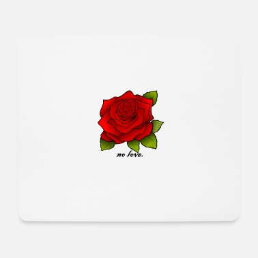Nolove Keine Liebe - Mousepad