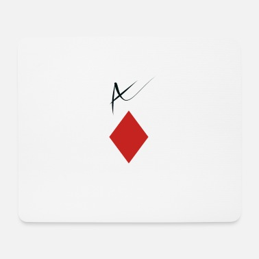Caro As - Mouse Pad