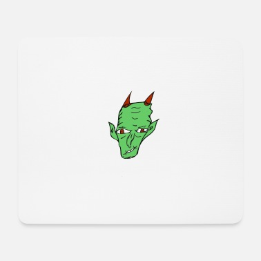 monster - Mouse Pad