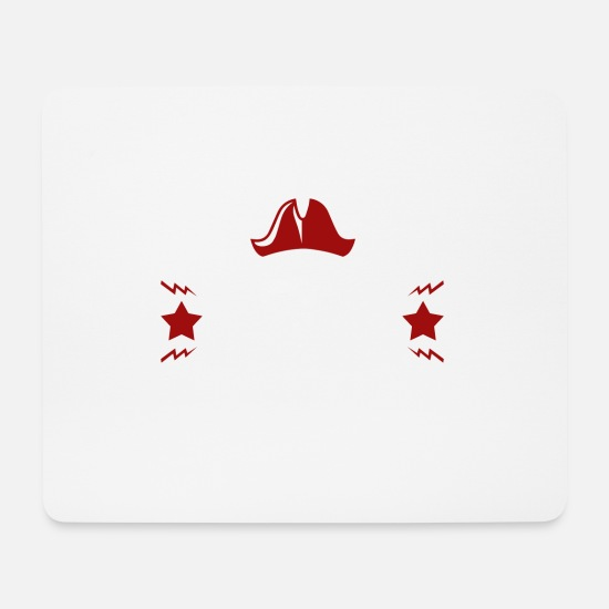 Gift Idea Mouse Pads - Pirate Pirate Ship Gift Pirate Buccaneers - Mouse Pad white